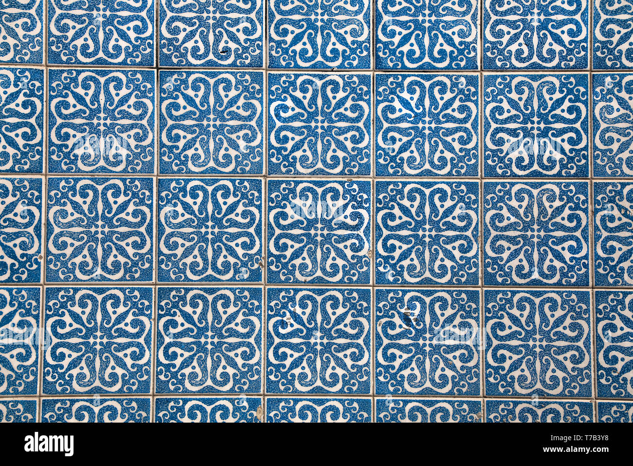 Patterned Tiles Stock Photos & Patterned Tiles Stock Images