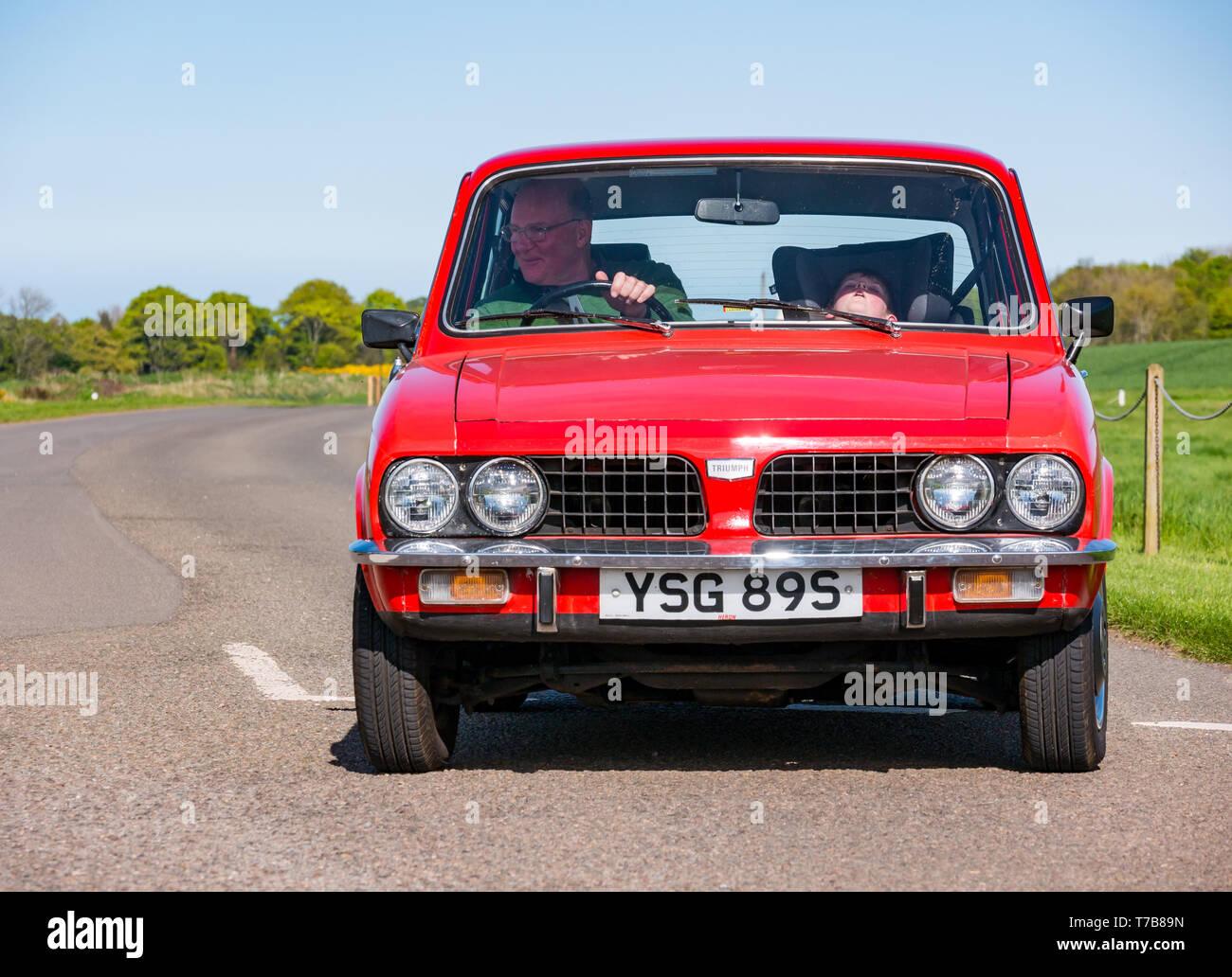 2019 Latest Design Vintage Triumph Dolomite Car Badge Badges & Mascots
