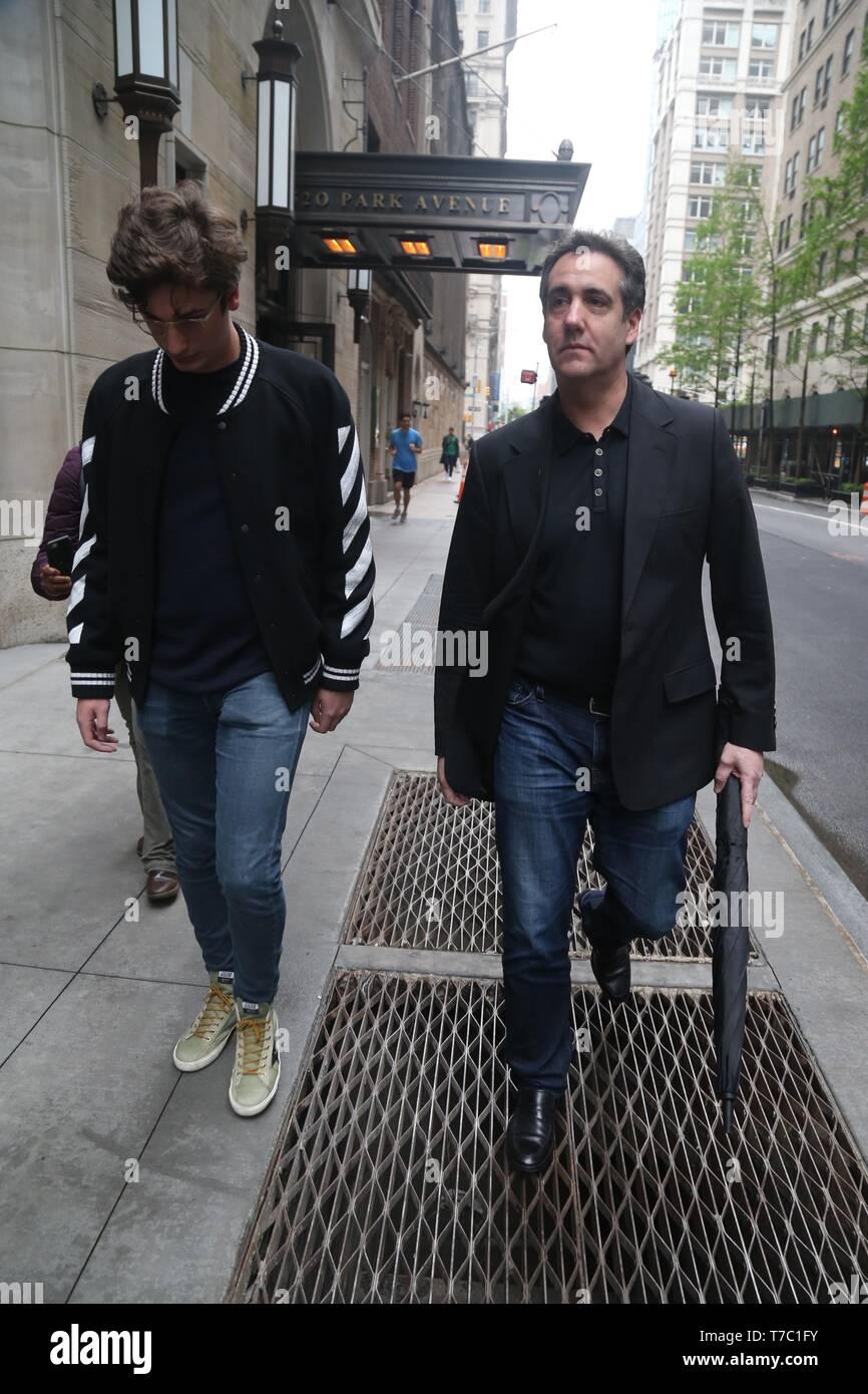 May 4, 2019 - New York, NY, USA - May 4, 2019 - Michael