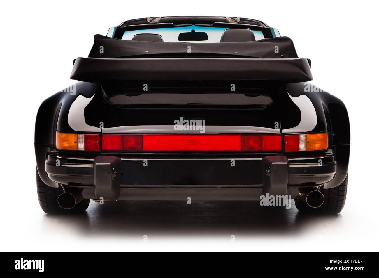 Porsche 911 930 Turbo Stock Photo Alamy
