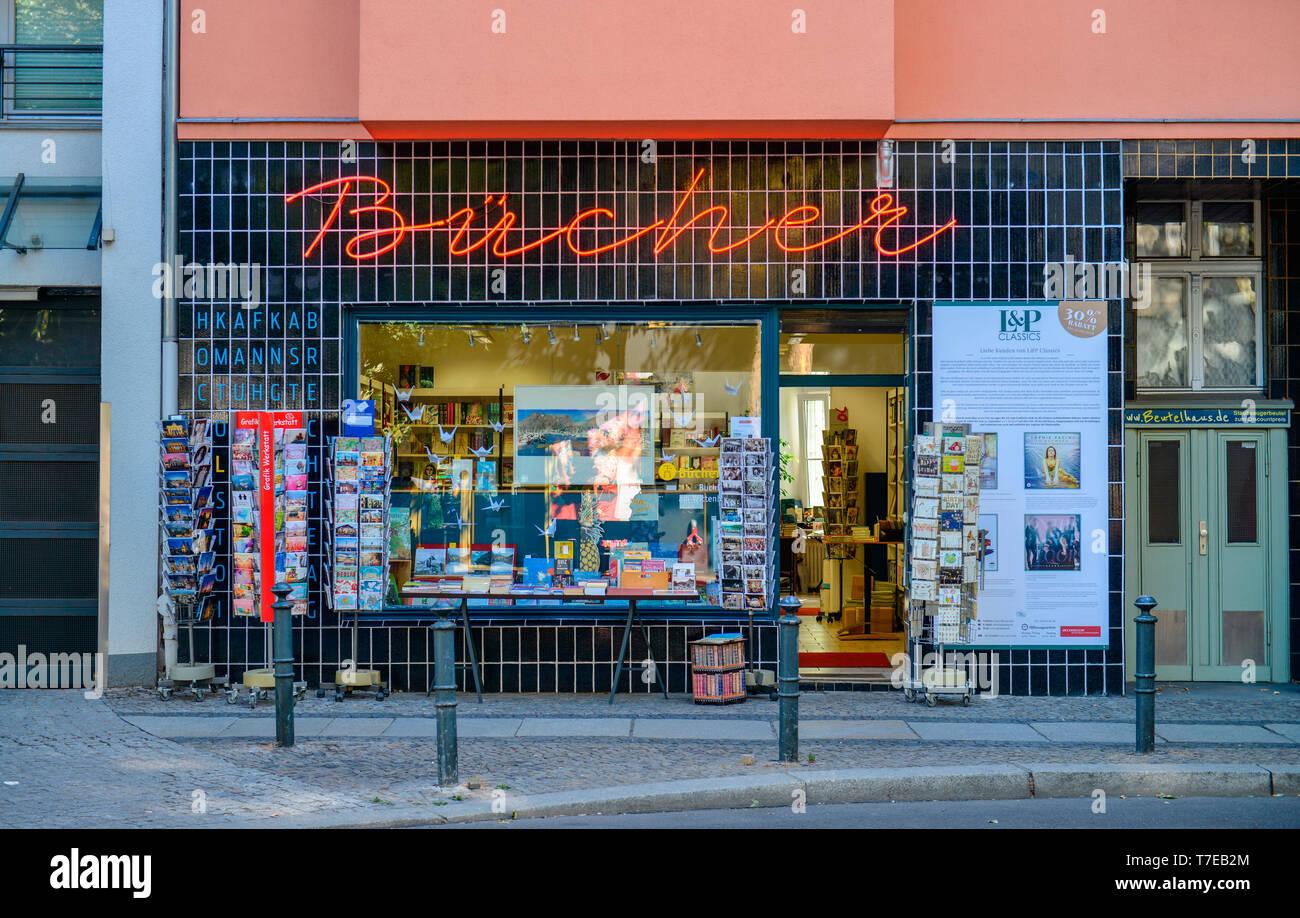 Bücherei Neumarkt Köln