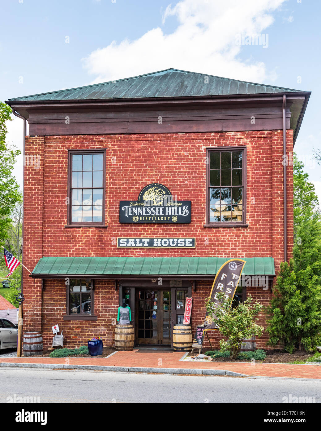 General Store And Tennessee Stock Photos & General Store And