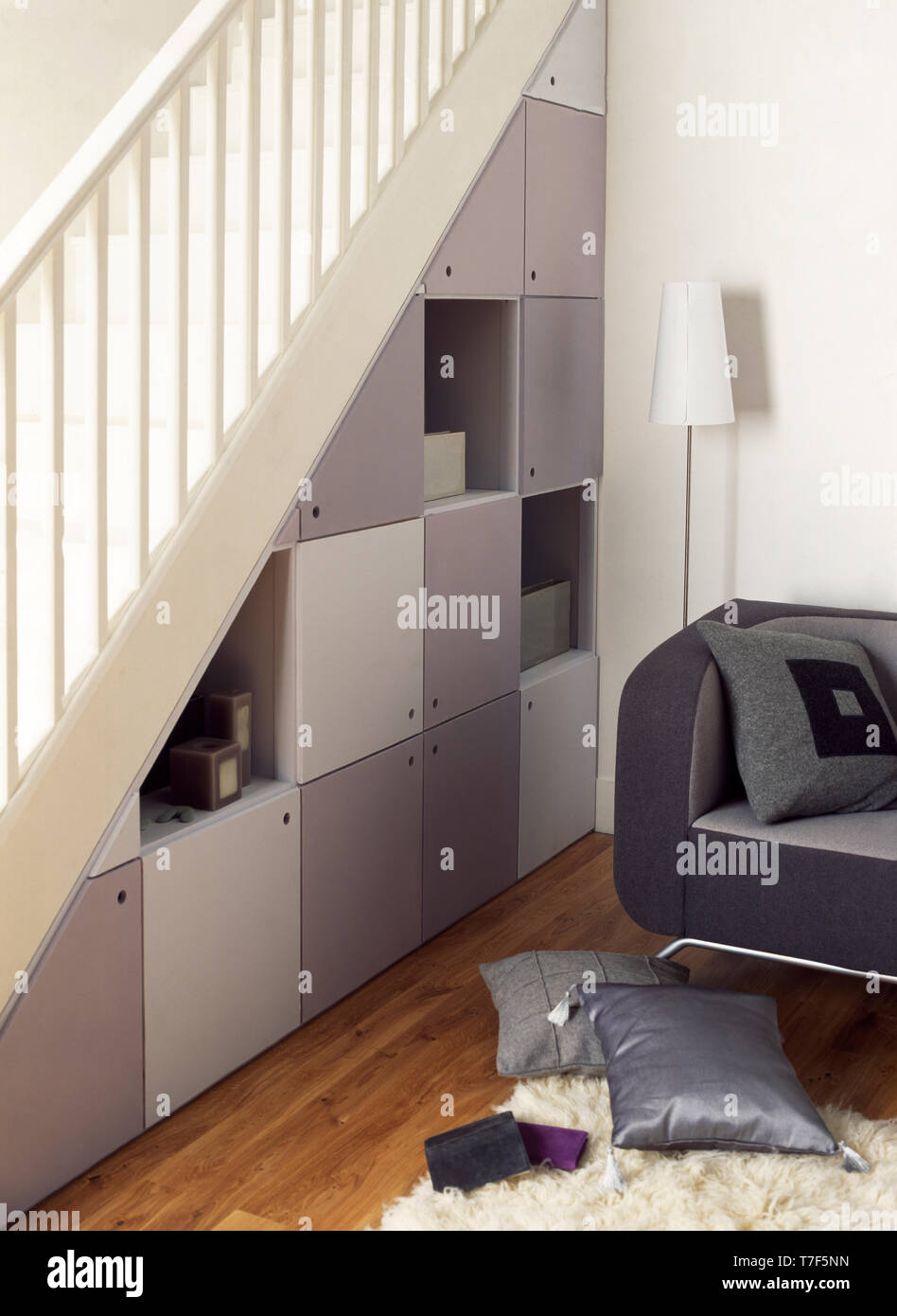 Under Stairs Storage High Resolution Stock Photography And Images Alamy