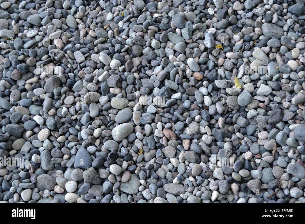 Stones - texture Stock Photo