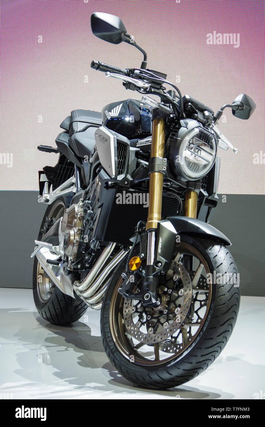 Honda Motorcycle Japan Stock Photos & Honda Motorcycle Japan
