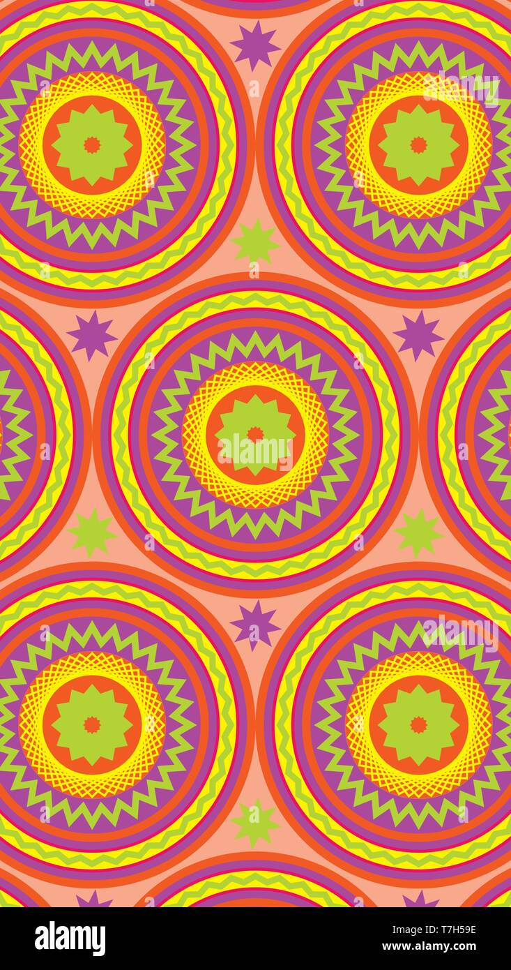 Multi-colored background. Suitable for the background of mobile phones - Stock Vector