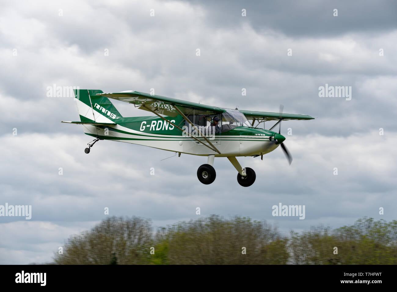 Rans Aircraft Stock Photos & Rans Aircraft Stock Images - Alamy