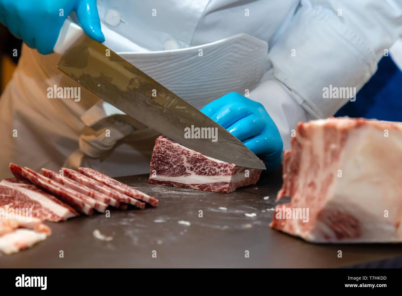 Japan Premium Beef Stock Photos & Japan Premium Beef Stock
