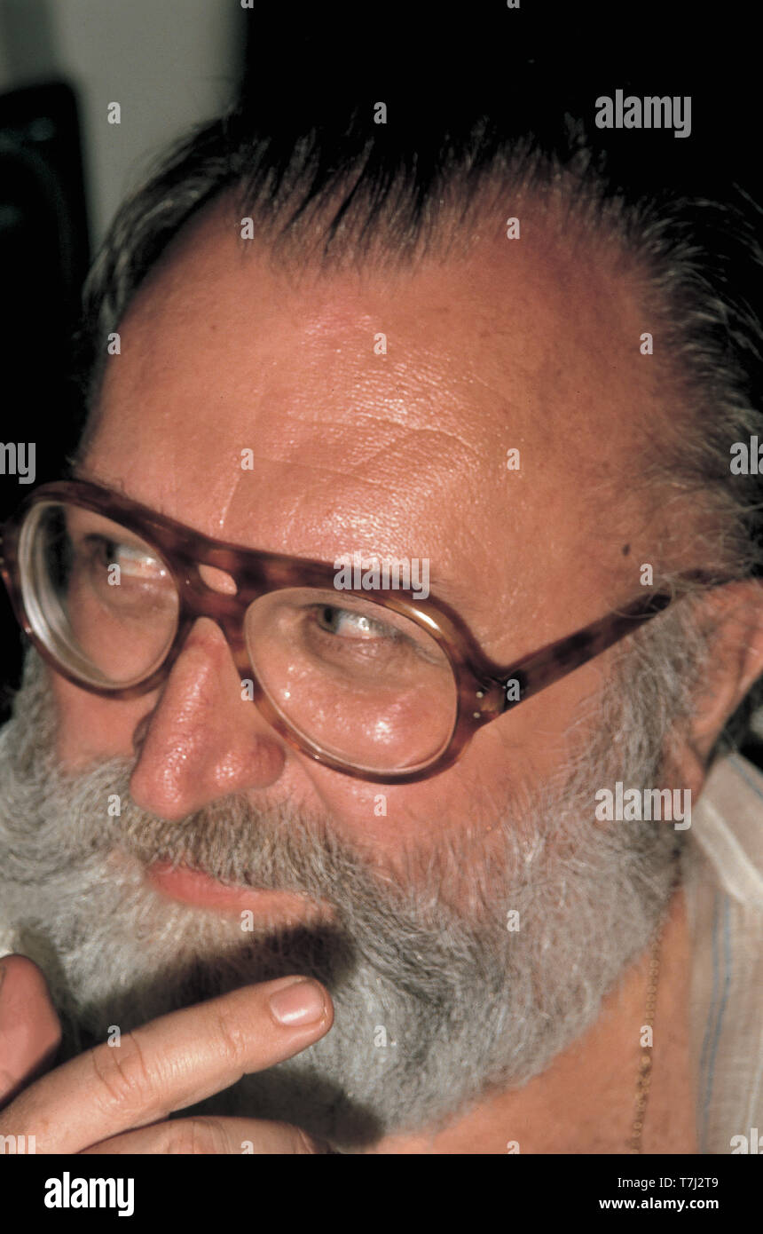 Sergio Leone Stock Photo Alamy
