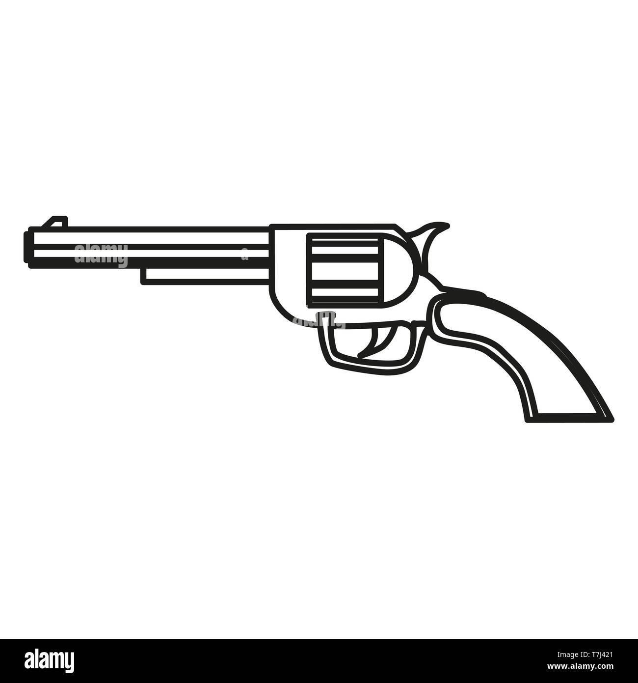 25+ Pistol Vector Logo
