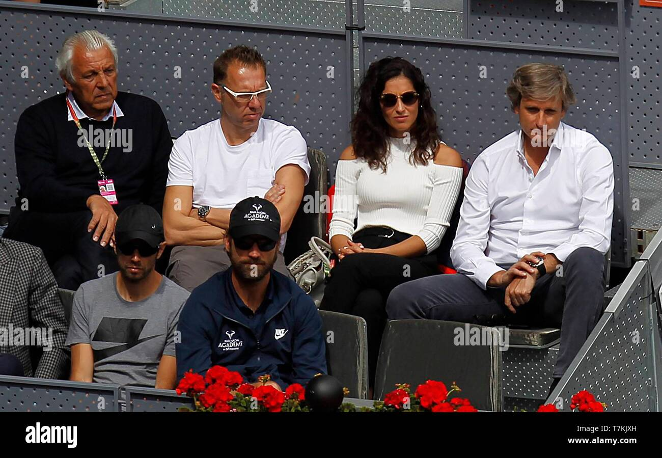 Rafael Nadal Xisca Perello High Resolution Stock Photography And Images Alamy