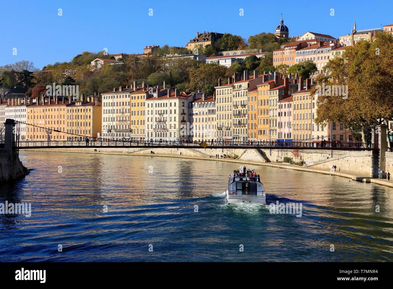 France, Rhône, Lyon, 1st arrondissement, Les Terreaux district ...
