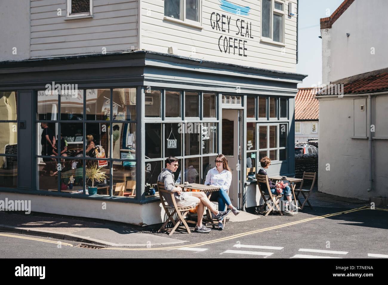 Coastal Coffee Shop Stock Photos Coastal Coffee Shop Stock