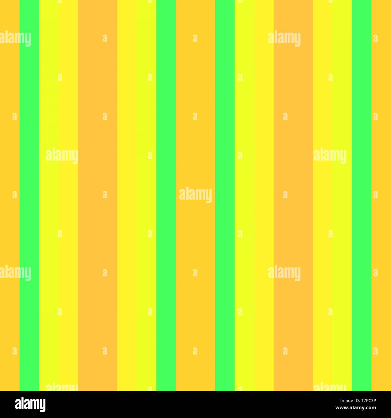 Wallpaper Pattern Vertical Lines With Yellow Vivid Lime