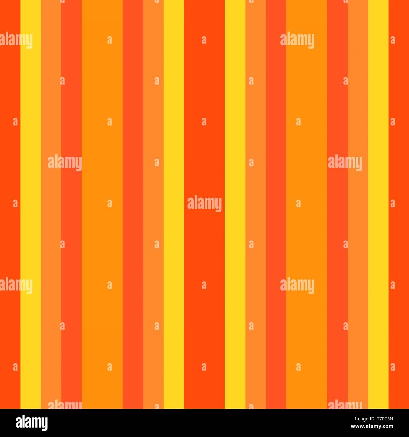 Vertical Wallpaper Lines Orange Red Dark Orange And Vivid