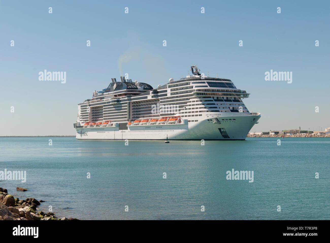 Msc Cruises Stock Photos & Msc Cruises Stock Images - Alamy