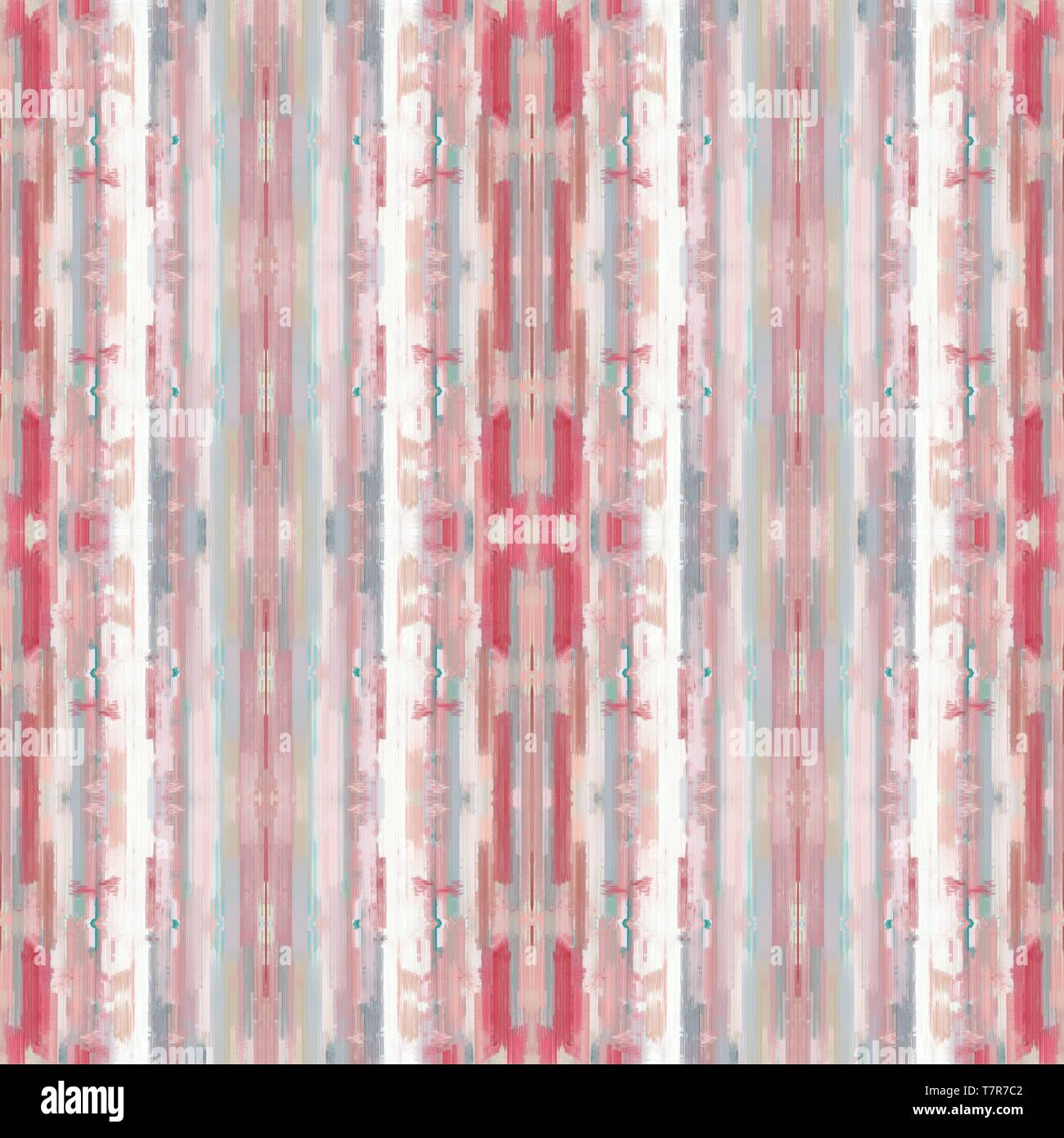 Abstract Painted Weathered Material With Pastel Gray Silver And