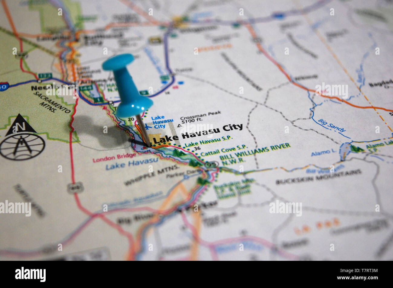A map of Lake Havasu City, Arizona marked with a push pin ... Map Lake Havasu on bass lake map, city of lake elsinore map, canyon lake map, havasu city map, havasupai falls map, havasu springs map, coachella valley map, lake gogebic map nearest city, lake tahoe city map, riggs flat lake map, havasu falls map, san francisco bay map, arizona map, laughlin map, yuma map, costa mesa map, lake park map, colorado river map, sacramento map, phoenix map,
