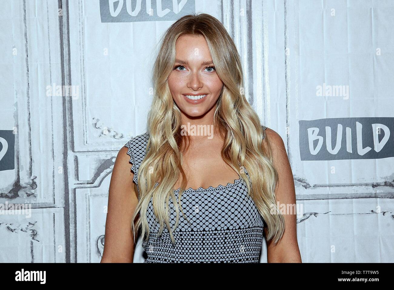 New York, NY, USA  8th May, 2019  Camille Kostek inside for