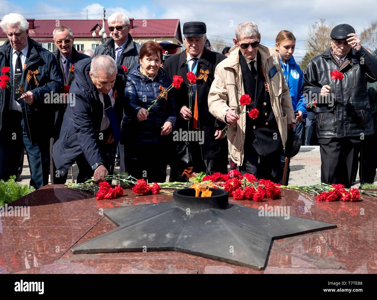 Yuzhno sakhalinsk people
