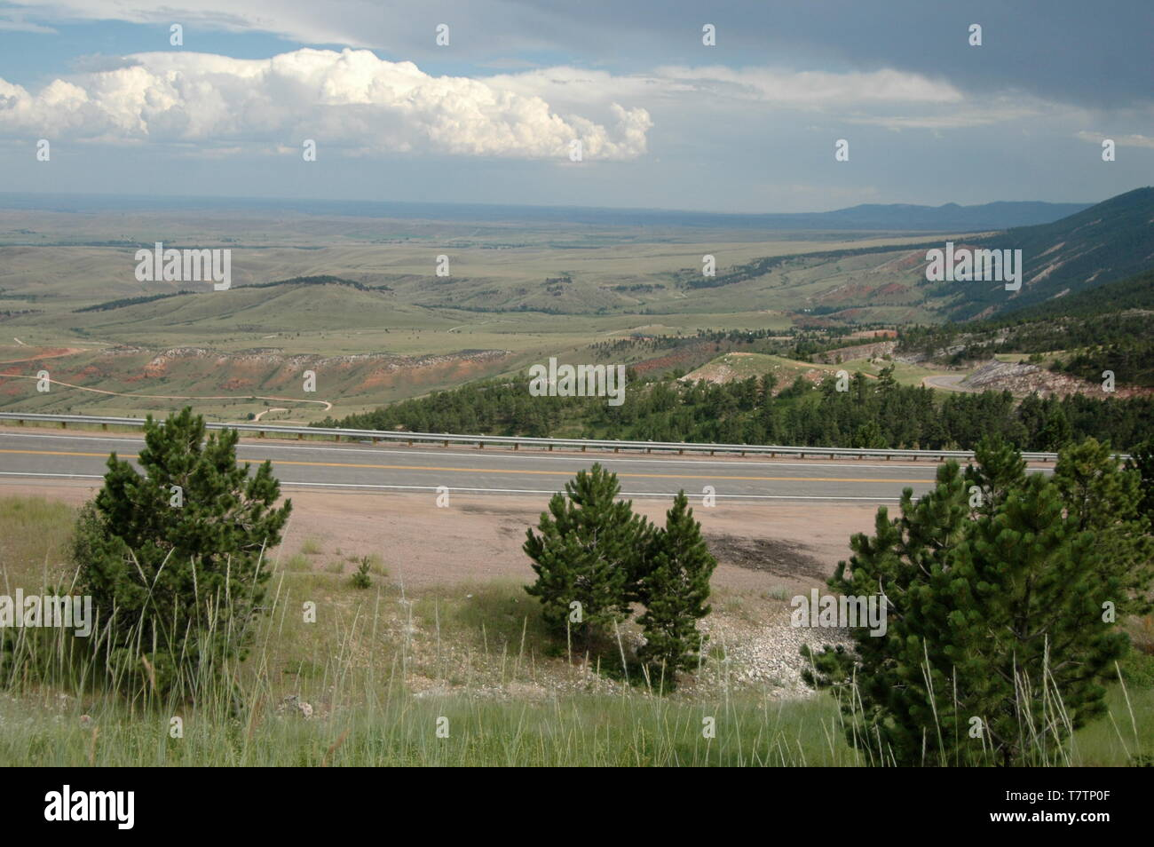 Open Country Stock Photo