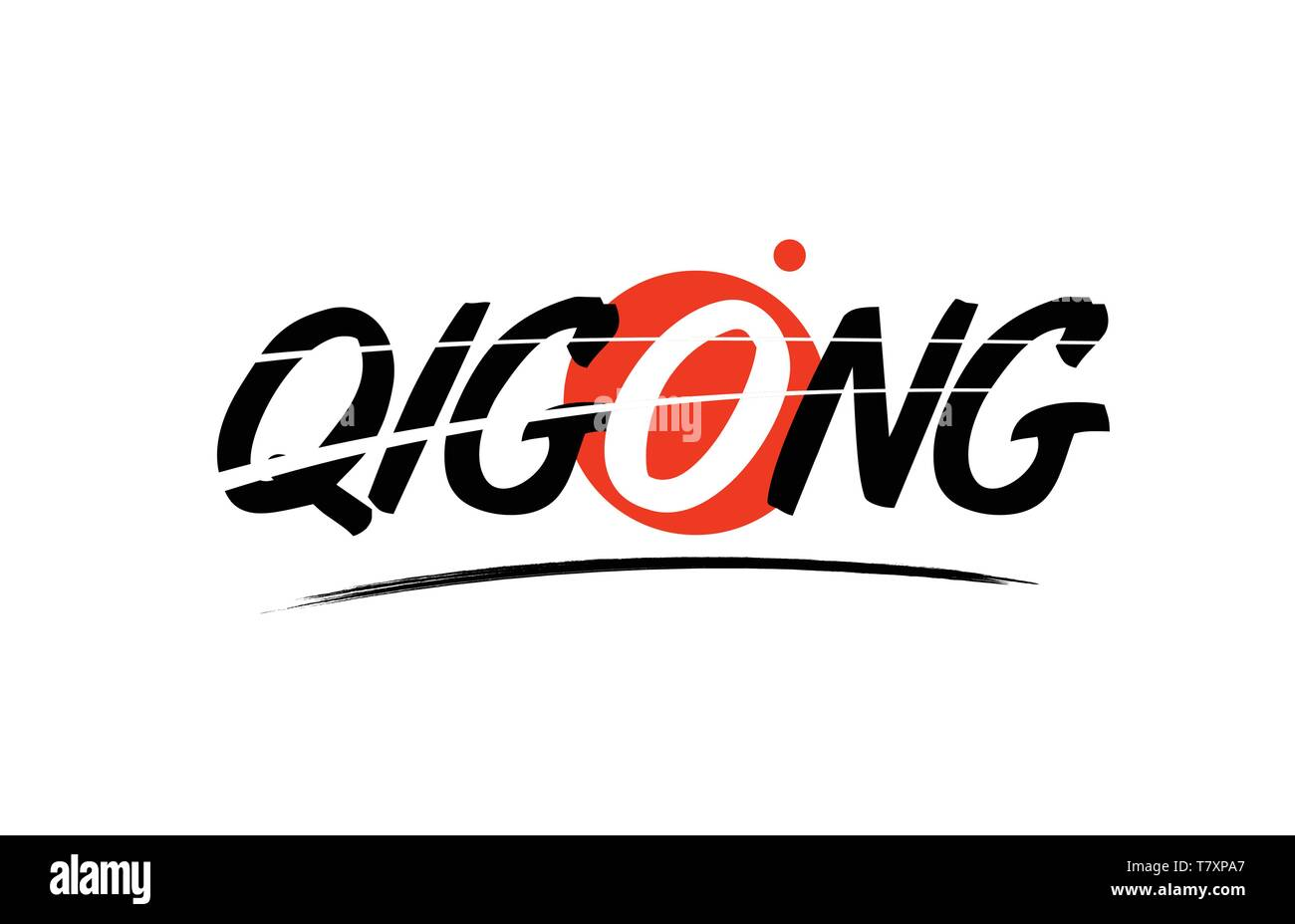 Qigong Cut Out Stock Images & Pictures - Alamy