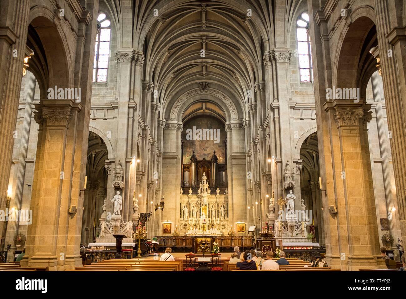 Architecte D Intérieur Auray france, morbihan, gulf of morbihan, sainte anne d'auray