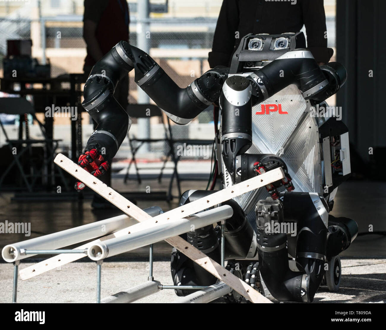 RoboSimian Stock Photo: 245869830 - Alamy