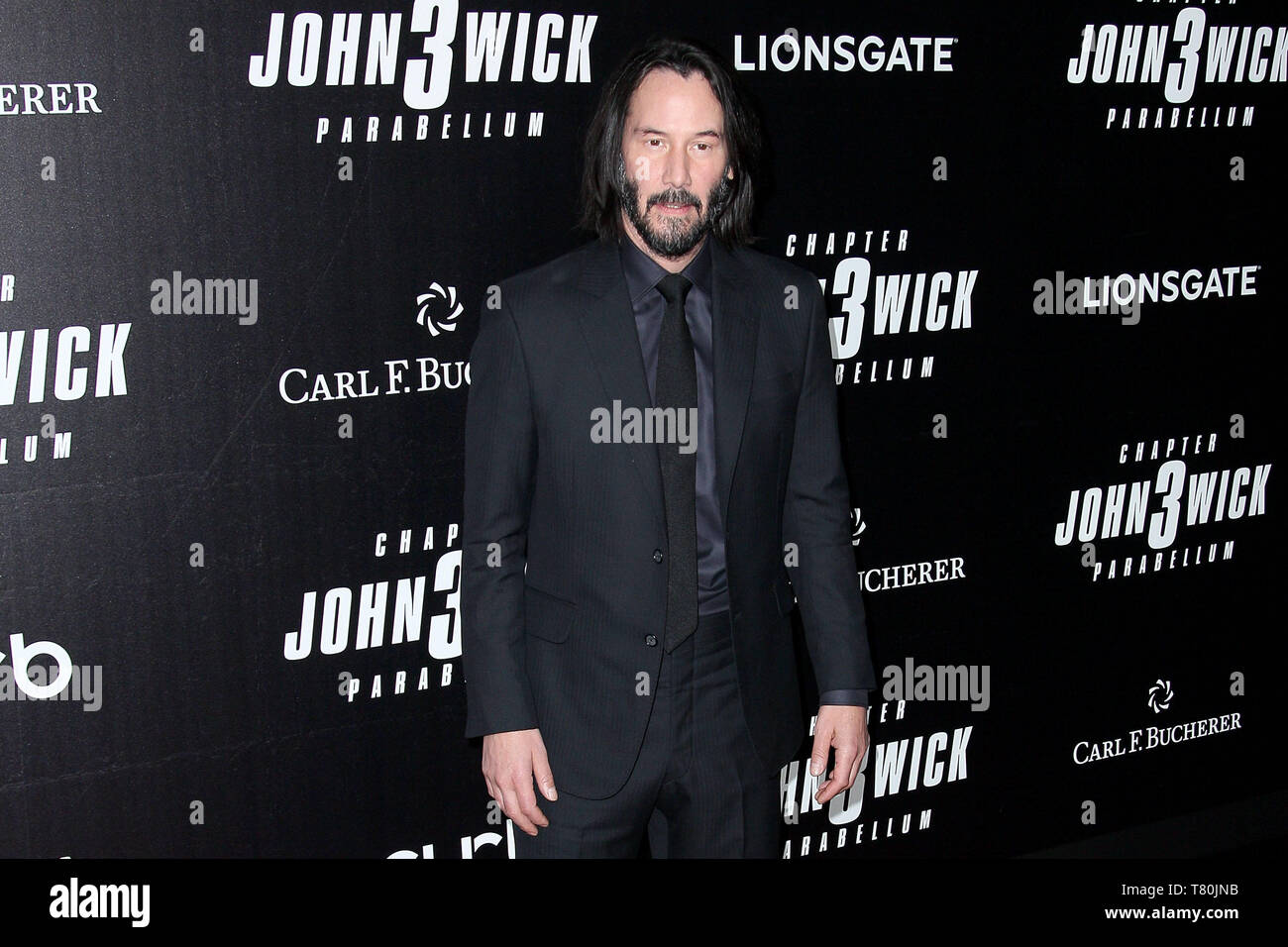 New York, USA  9 May, 2019  Keanu Reeves at the JOHN WICK
