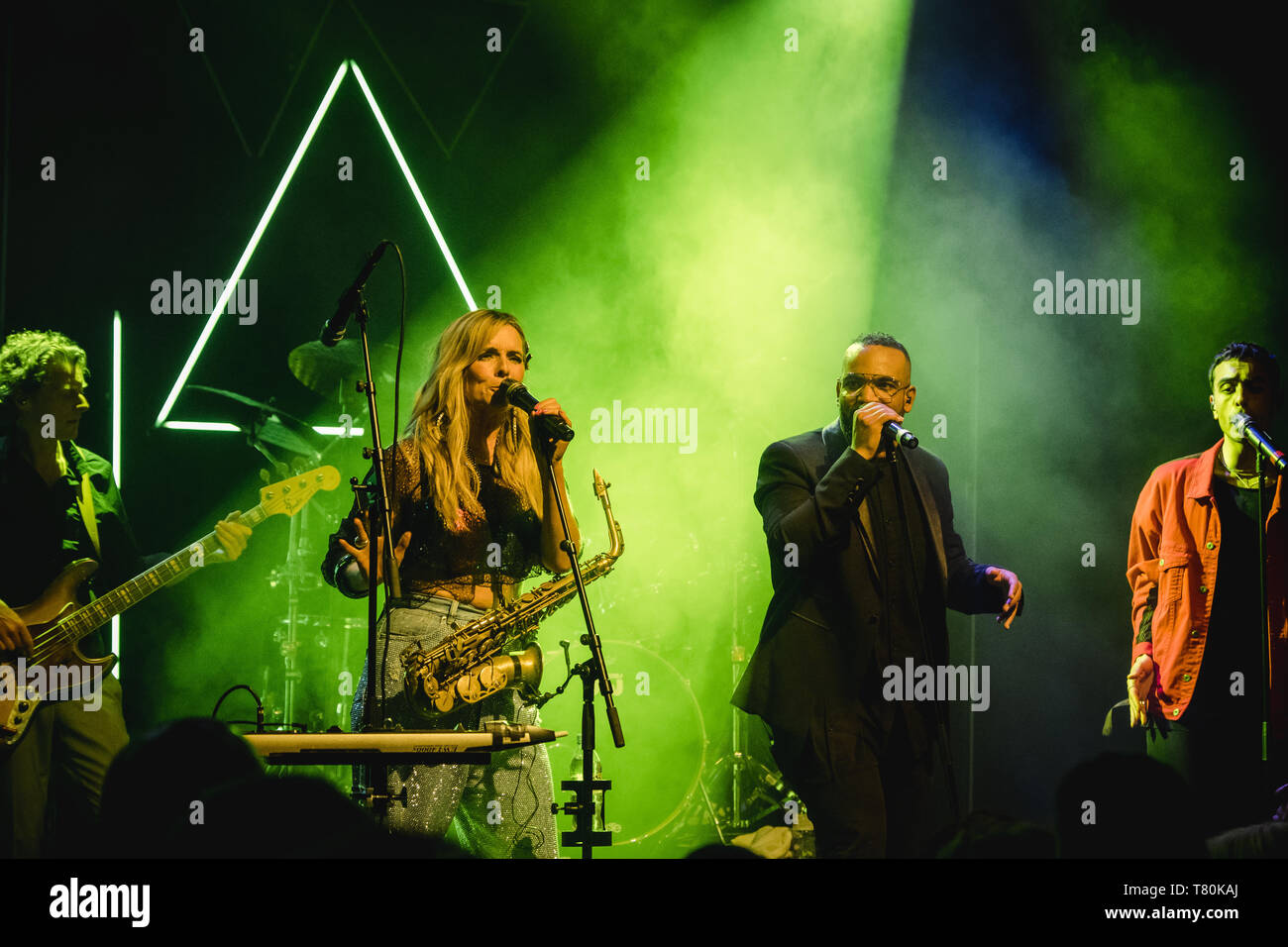 Candy Dulfer Stock Photos & Candy Dulfer Stock Images - Alamy