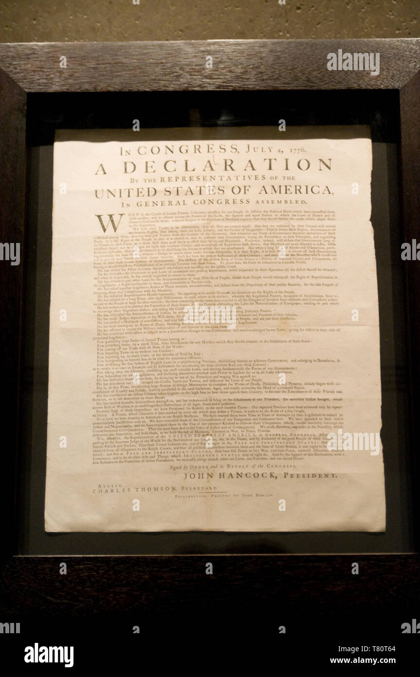 American Revolution Center Stock Photos & American