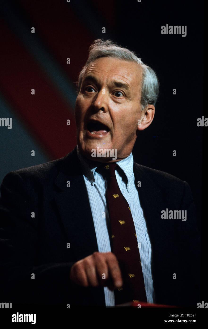 Tony Benn Mp Stock Photos & Tony Benn Mp Stock Images - Alamy