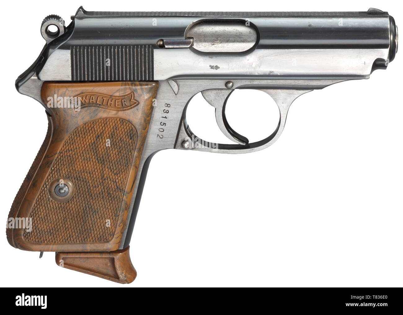 A Walther PPK ZM, PL -