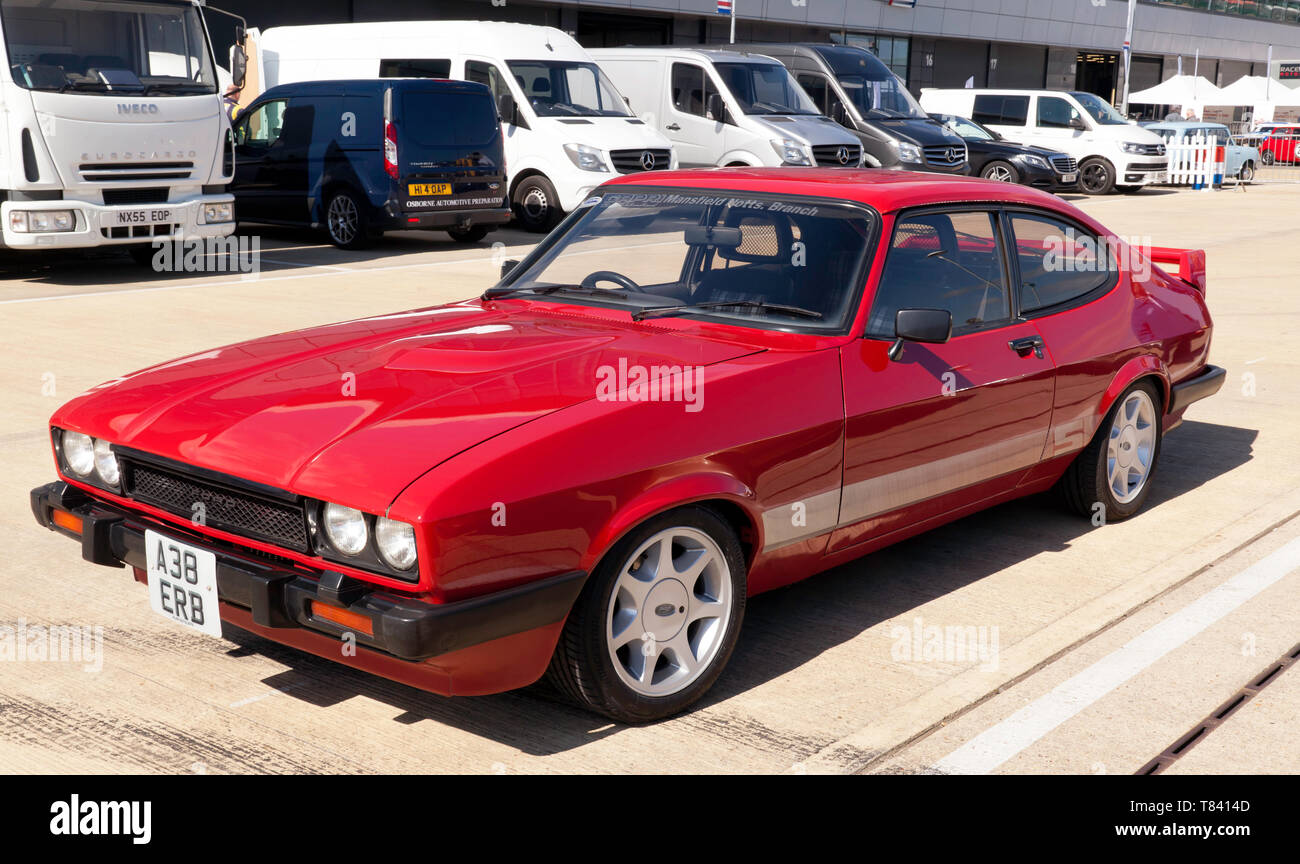 Ford Capri High Resolution Stock Photography And Images Alamy