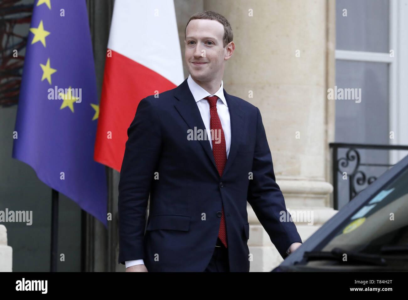 Calendrier Meeting Macron 2019.Ceo Mark Zuckerberg Stock Photos Ceo Mark Zuckerberg Stock