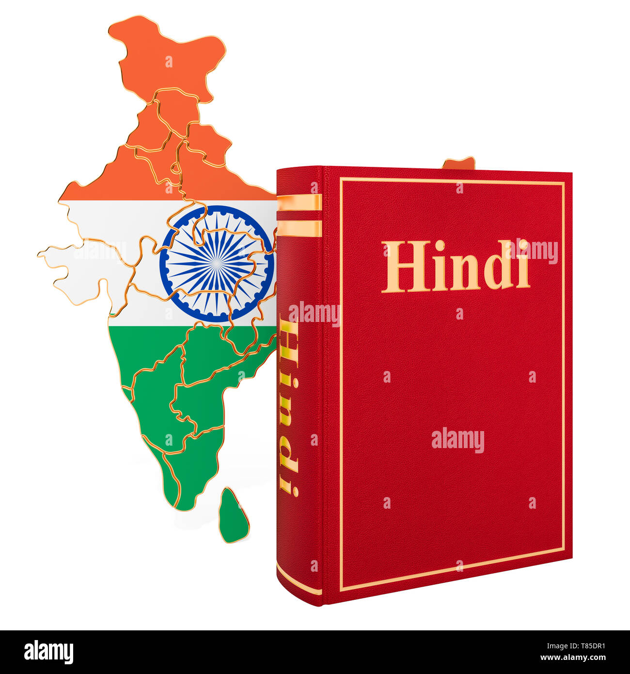 Hindi Language Stock Photos & Hindi Language Stock Images