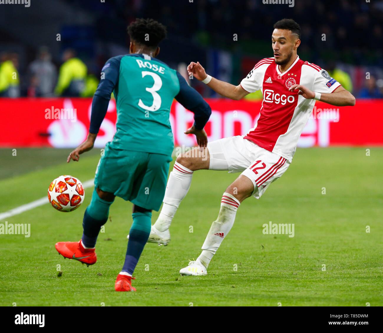 Tottenham Vs Ajax Semi Final: 2nd Leg Stock Photos & 2nd Leg Stock Images