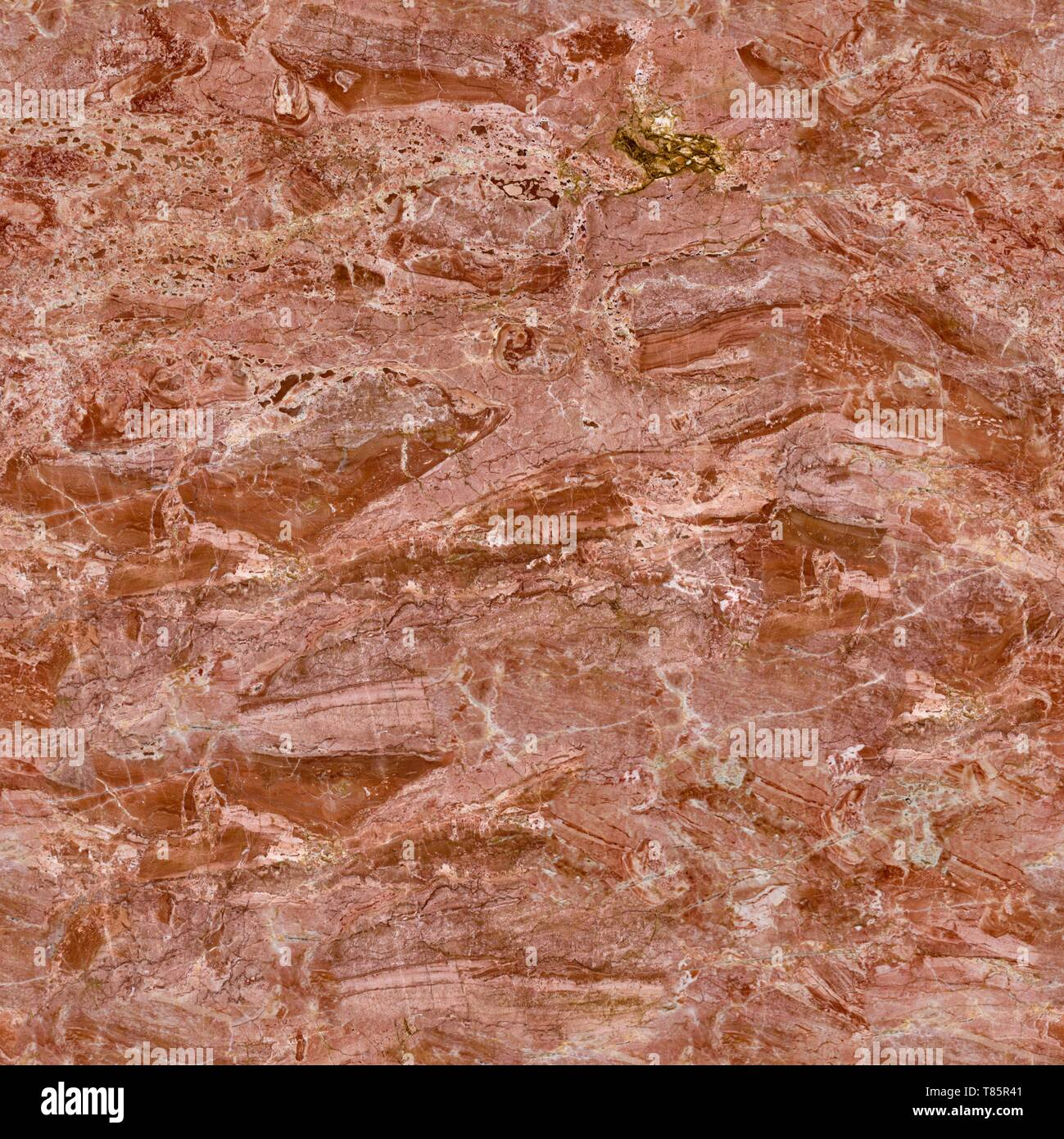 Luxury Natural Red Marble Texture Seamless Square Background Tile Ready Stock Photo Alamy