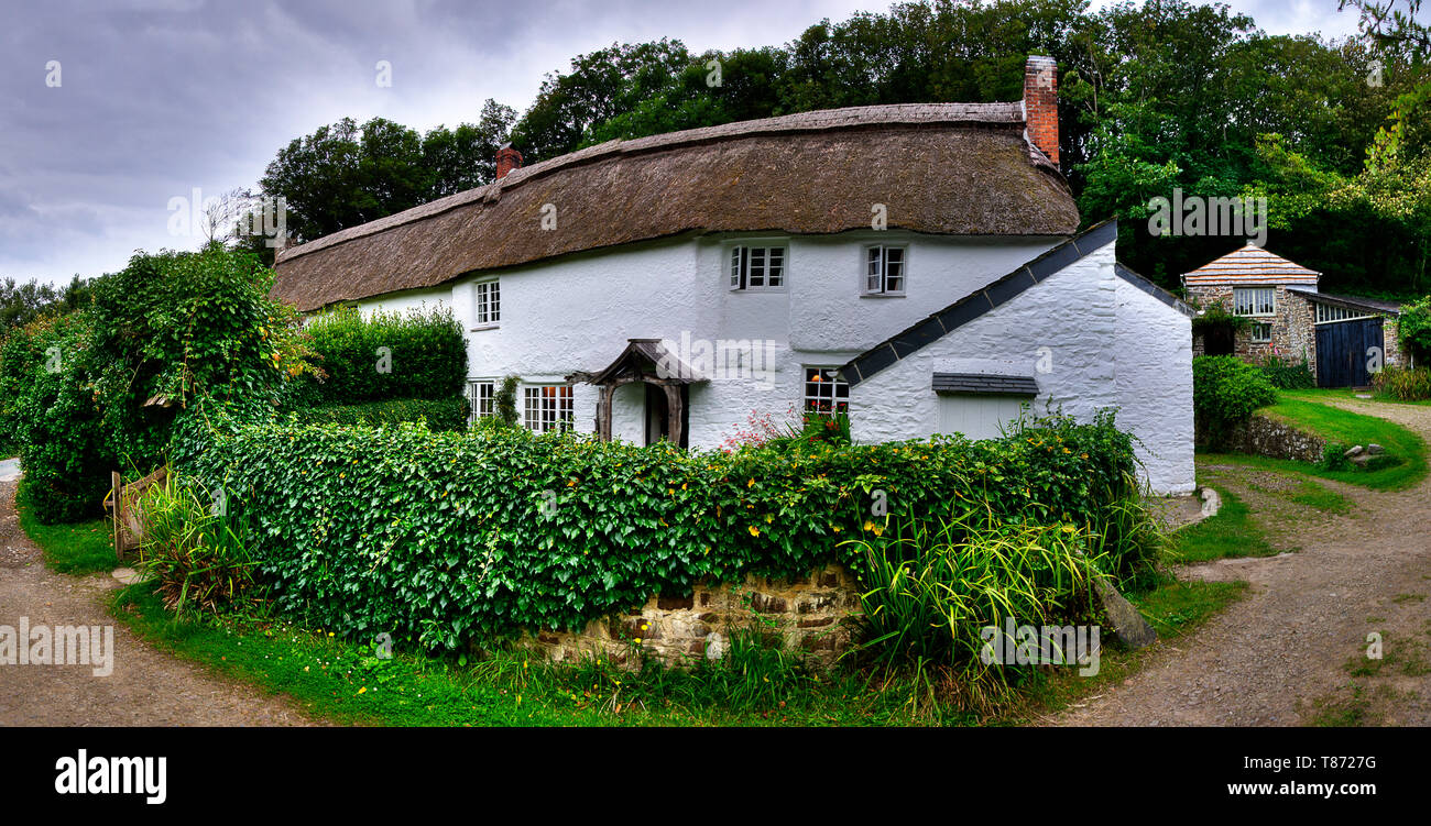 Awe Inspiring National Trust Cottage In Coombe Valley Morwenstow In Interior Design Ideas Pimpapslepicentreinfo