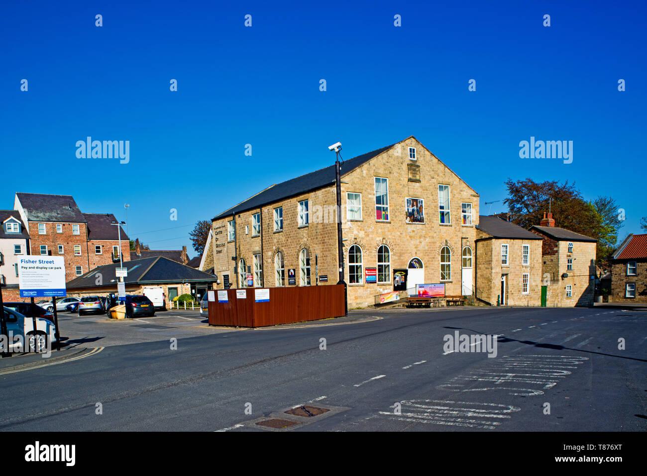 Methodist Chapel, Fisher Street, Knaresborough, England - Stock Image