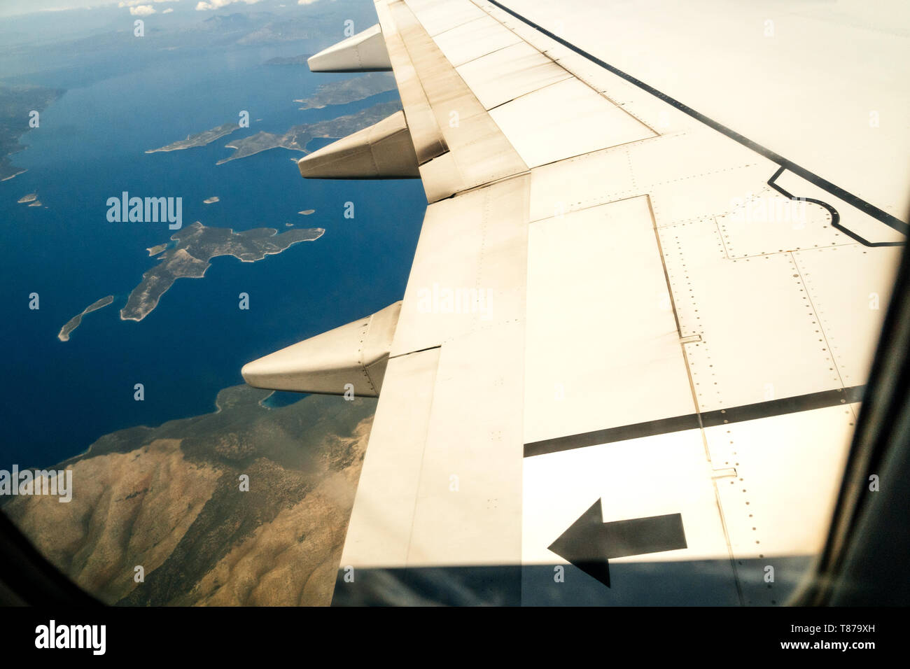 Greek Airport Stock Photos & Greek Airport Stock Images - Alamy