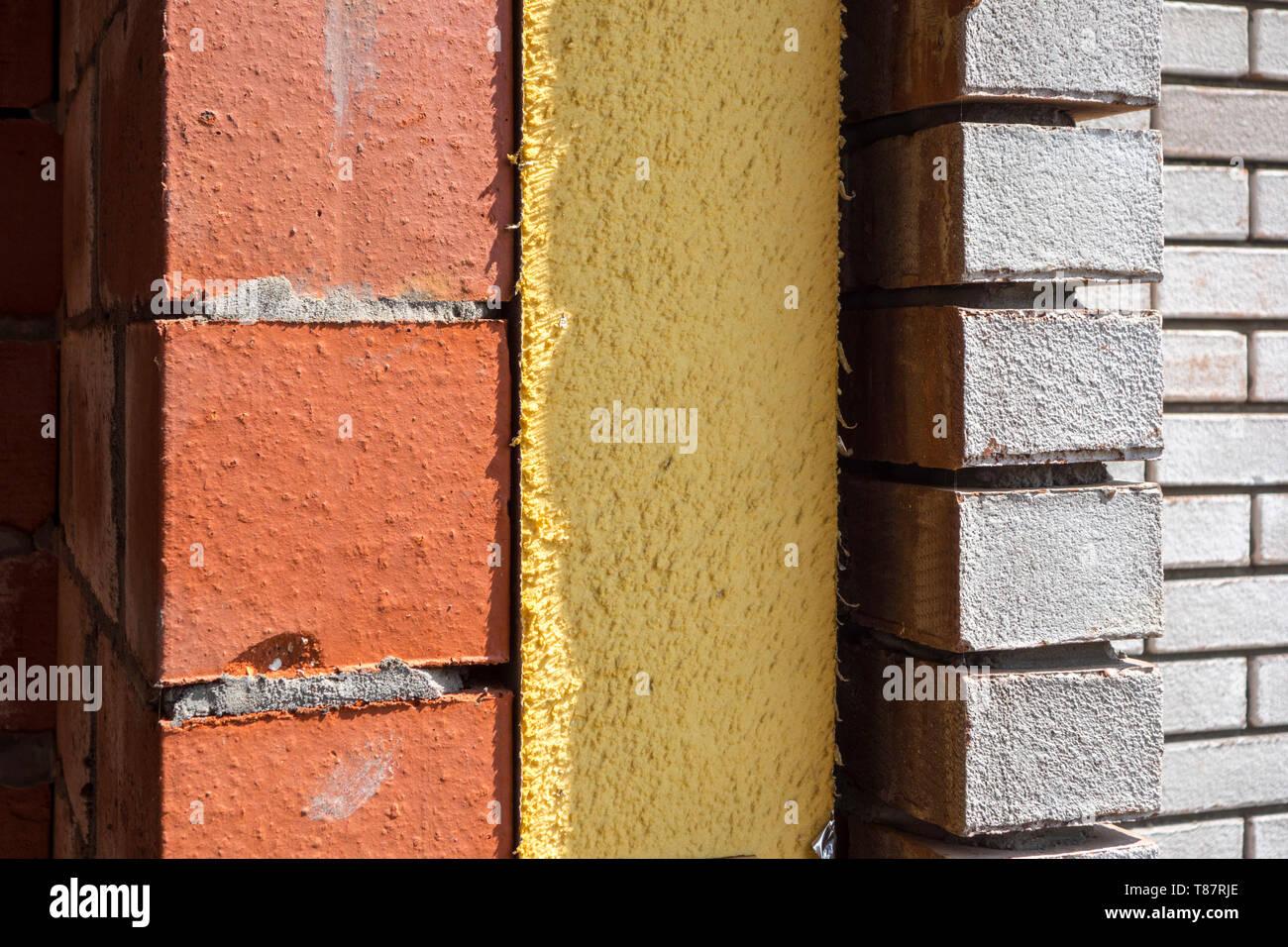 Cavity Wall Stock Photos & Cavity Wall Stock Images - Alamy