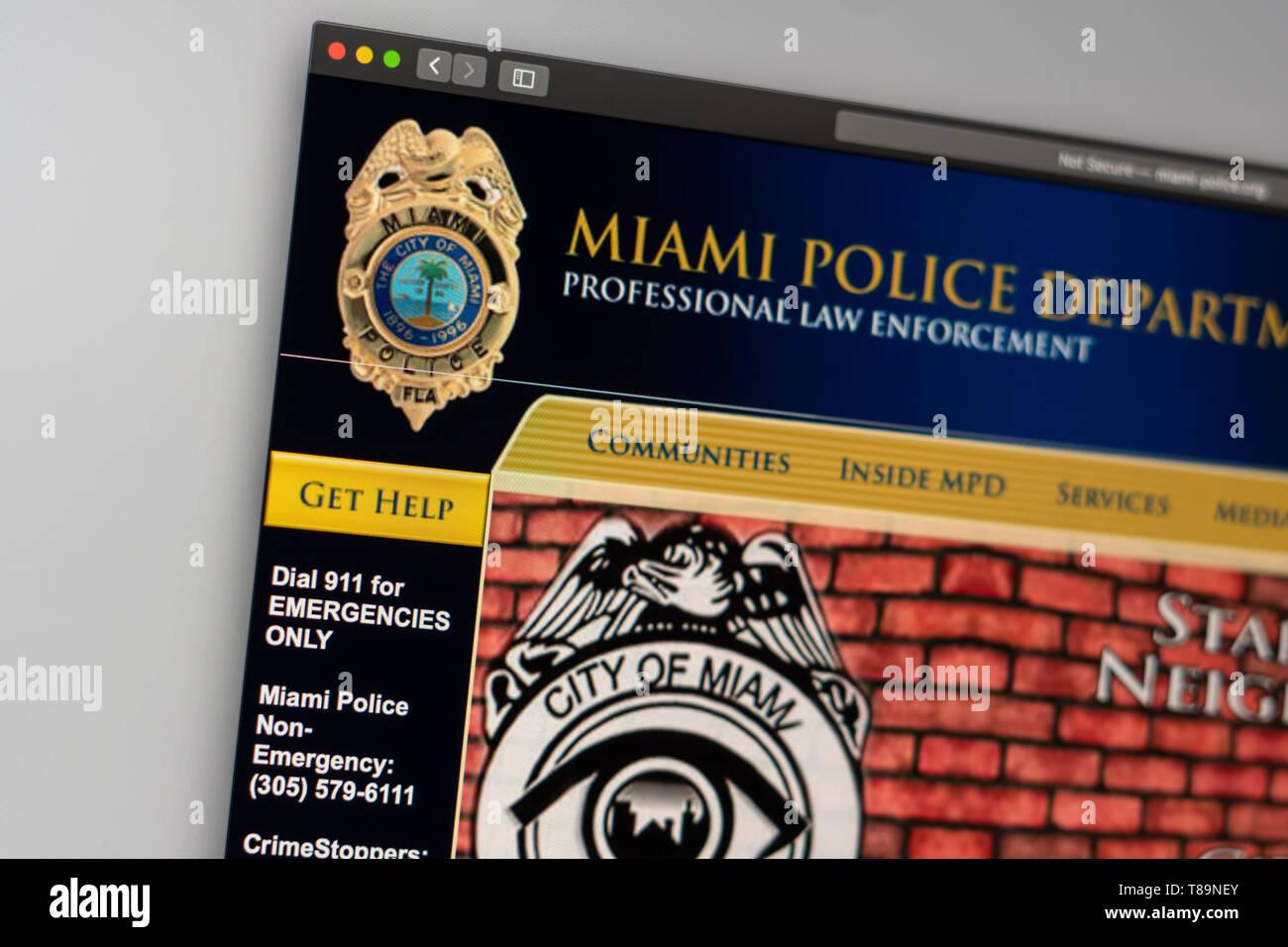 Miami News Stock Photos & Miami News Stock Images - Alamy