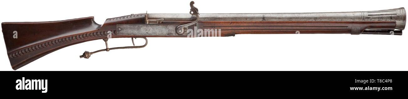 Matchlock Gun Stock Photos & Matchlock Gun Stock Images - Alamy