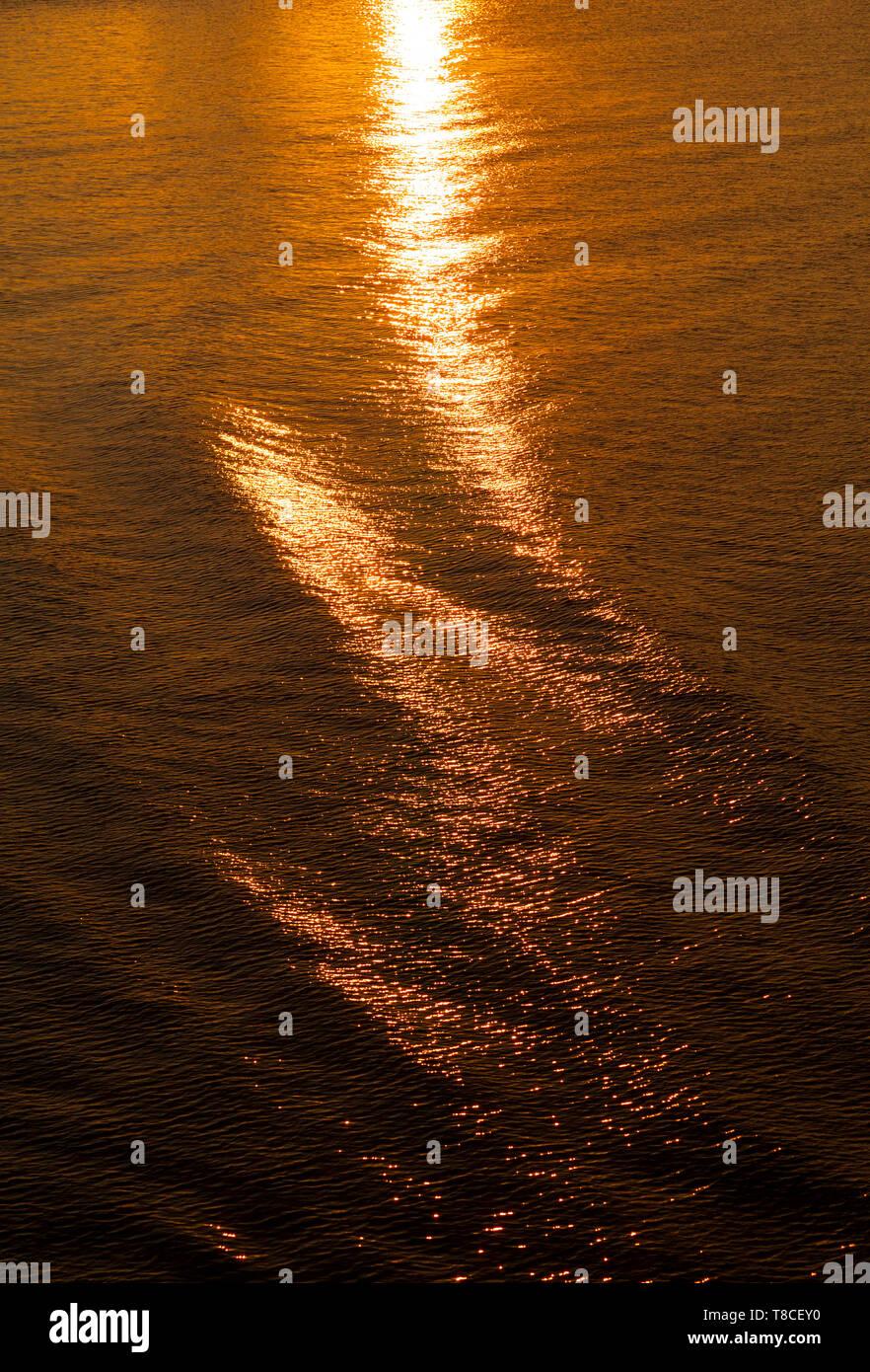 Grecia, Mar Mediterráneo - Stock Image
