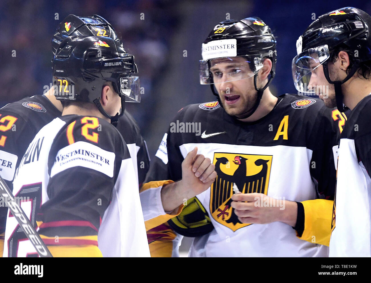 online retailer 0c202 61911 Kosice, Slovakia. 12th May, 2019. Ice hockey: World ...