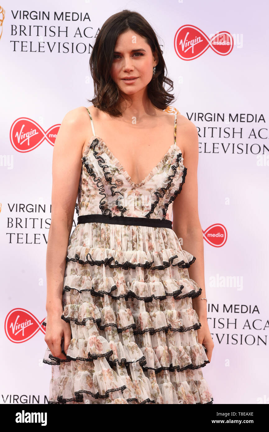 LONDON, UK. May 12, 2019: Lilah Parsons arriving for the BAFTA TV Awards 2019 at the Royal Festival Hall, London. Picture: Steve Vas/Featureflash - Stock Image