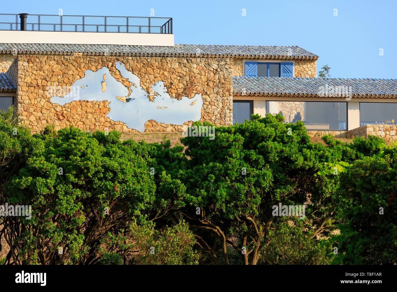 France Var Hyeres Islands Port Cros National Park Porquerolles