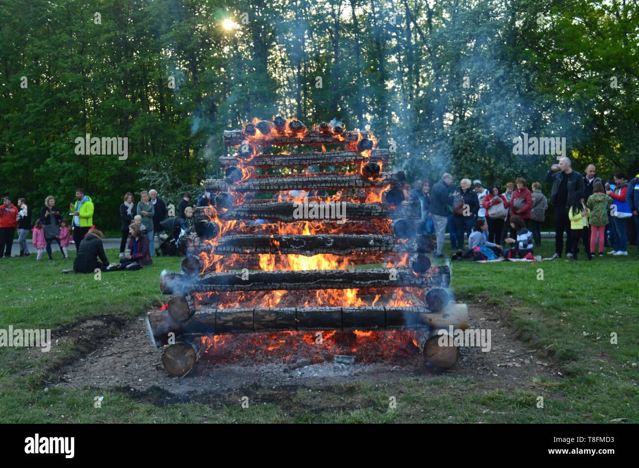Pagan Customs Stock Photos & Pagan Customs Stock Images - Alamy