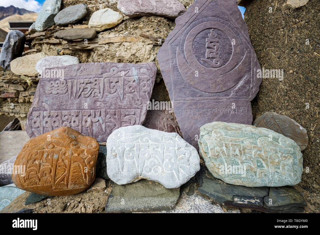 engraved stones stock  engraved stones stock